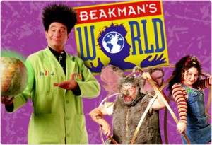 Beakman,s world