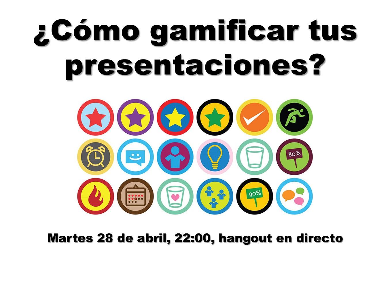 hangout gamificación