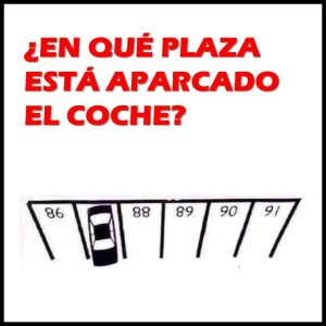parking enigma inverso