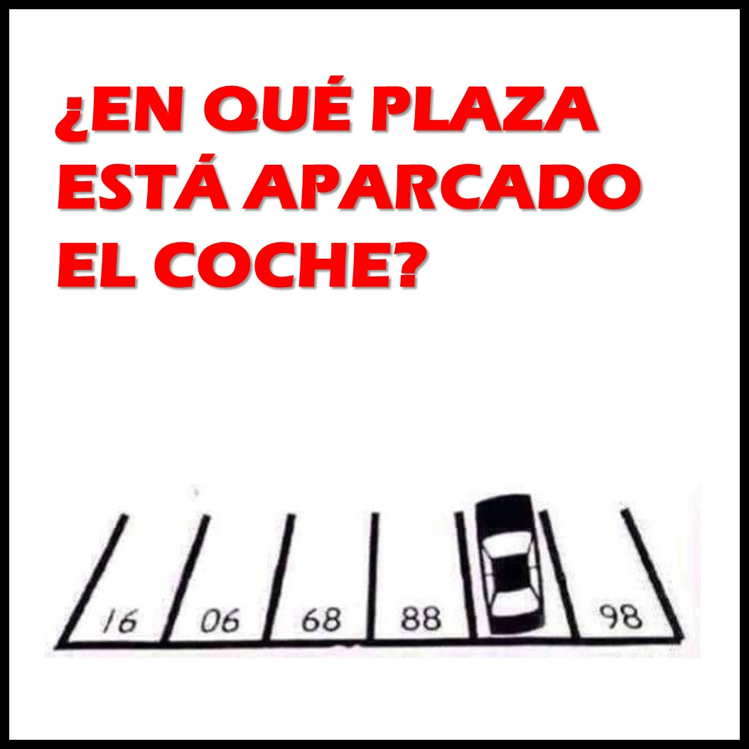 Enigma del parking